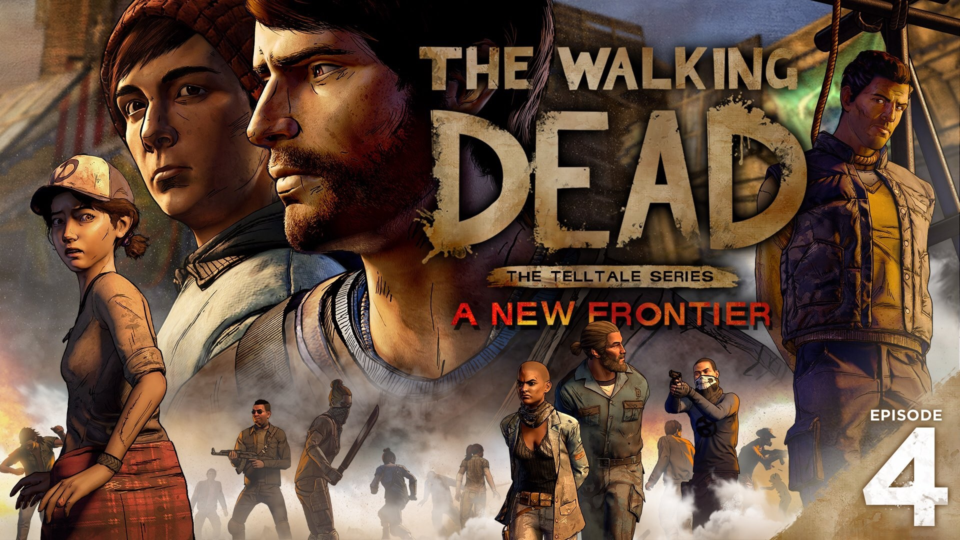 The Walking Dead No Man's Land on the App Store
