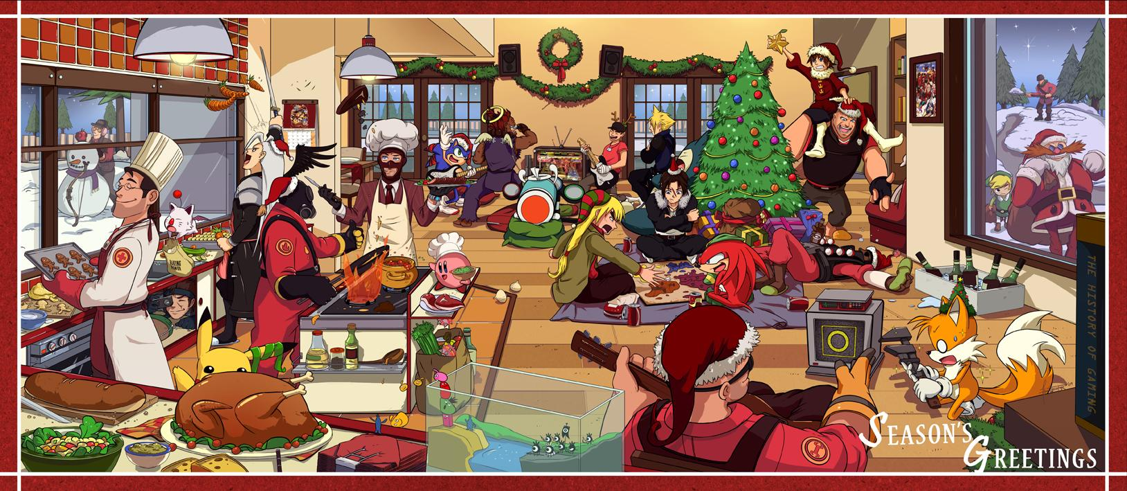 Happy Holidays And Merry Christmas From Last Token Gaming Last